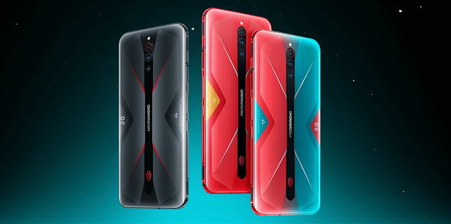 Nubia Red Magic 5G review.