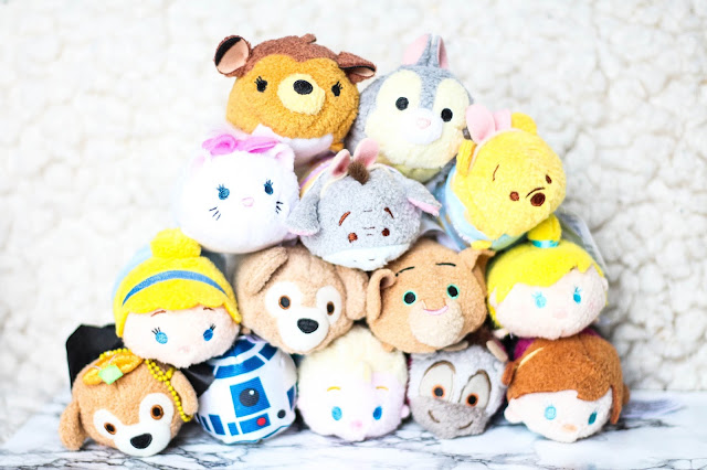 Ma collection de TsumTsum Disney