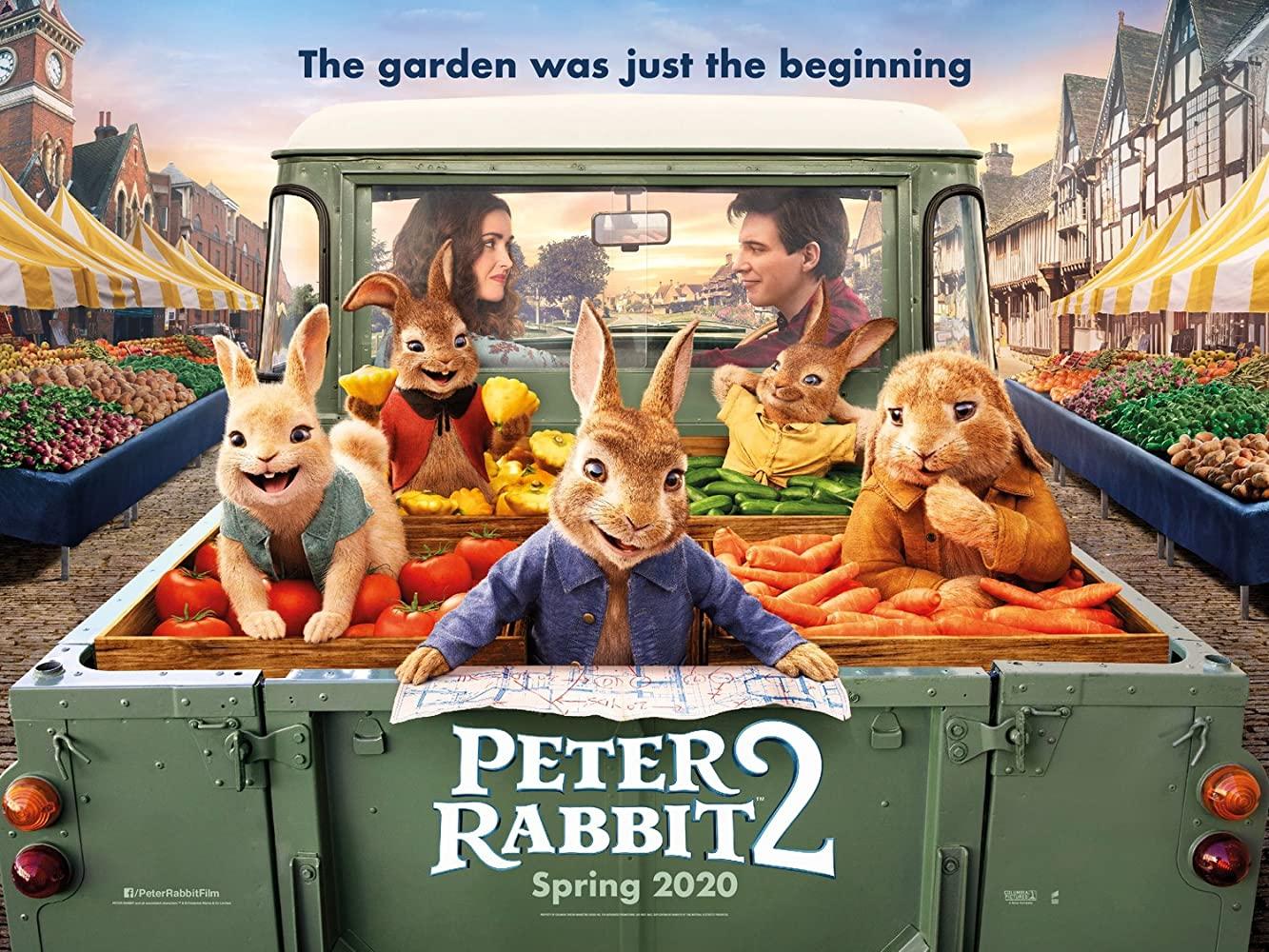 Xem Phim Thỏ Peter 2 - Peter Rabbit 2 Full Vietsub   Thuyết Minh HD Online