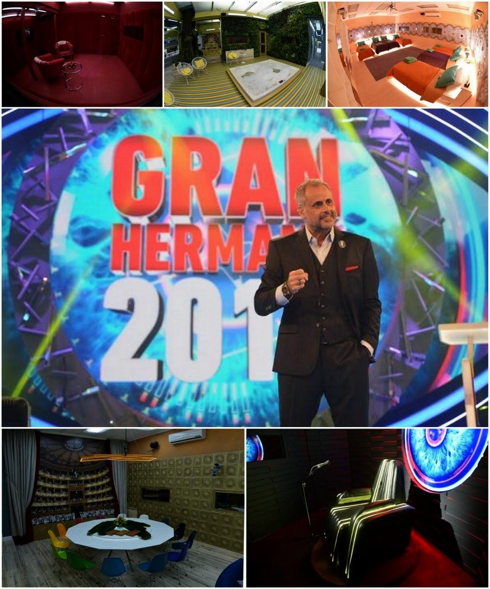El primer programa de Gran Hermano 2015