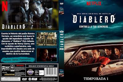 CARATULA DIABLERO 2018 [COVER DVD]