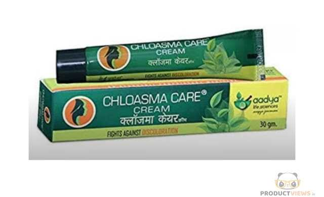 Chloasma Care Cream- Review/Uses/ Benefits/Side effects in hindi