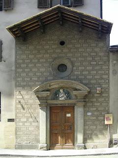 The Chiostro dello Scalzo in Via Cavour