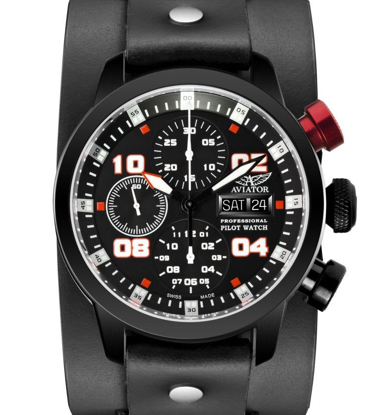 f977d5b6fc8 AVIATOR Professional Pilot s Watch