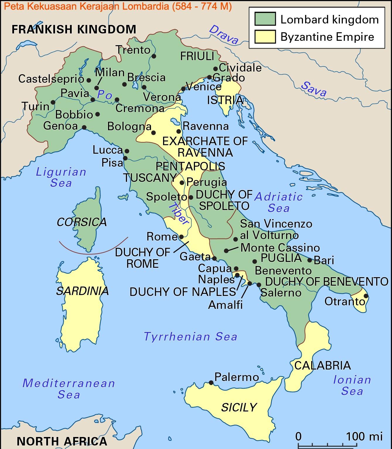 Kerajaan Lombardia