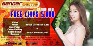 Free Chips Di Situs Judi Poker Online