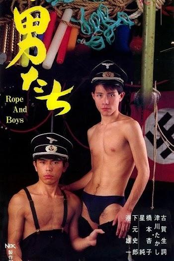 VER ONLINE Y DESCARGAR: Rope And Boys - PELICULA - Japon - 1987 en PeliculasyCortosGay.com