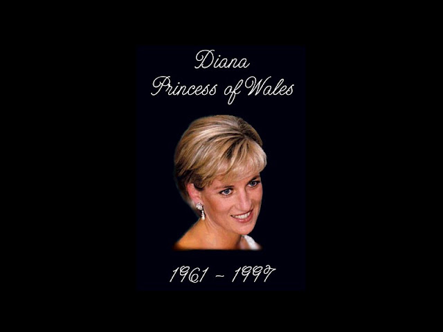 RIP Diana, Princess of Wales 1962-1997