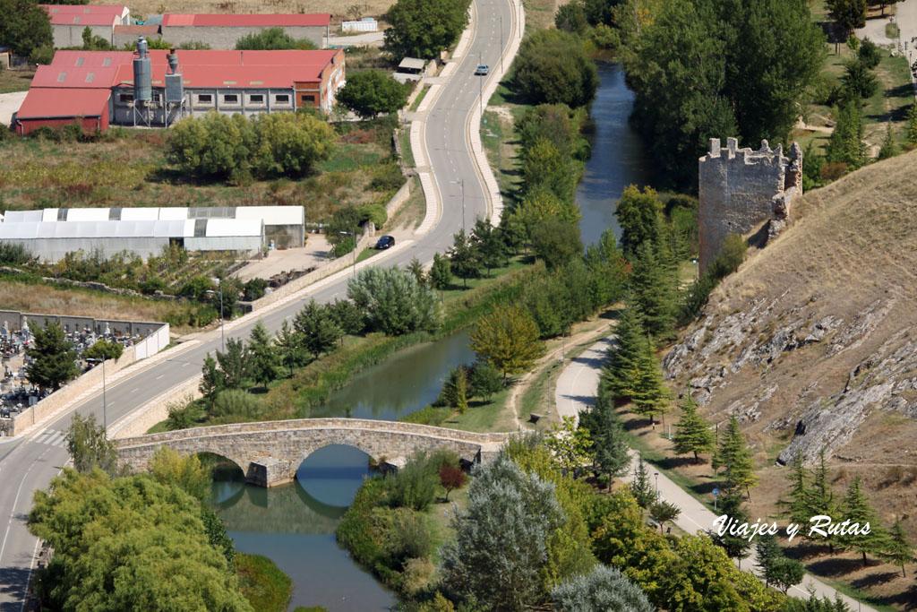 Torre del Aguaby Puente de Osma