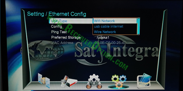 SAT INTEGRAL SP-1219HD SP-1229HD 1506TV 1G 8M NEW SOFTWARE 25 JANUARY 2021