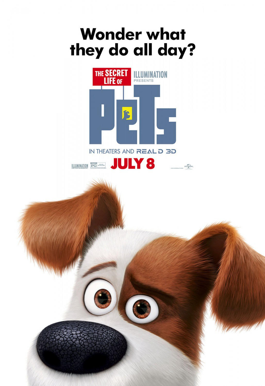 Pets – A Vida Secreta dos Bichos – HD 720p – Dublado