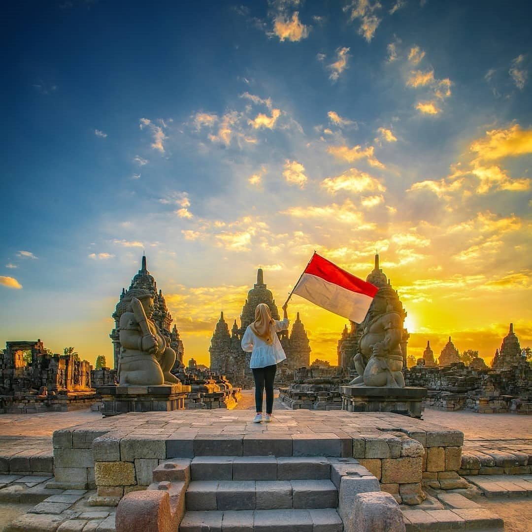 Candi Sewu Yogyakarta