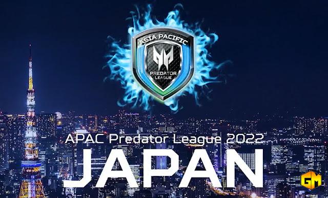 Japan Predator League 2022 Gizmo Manila