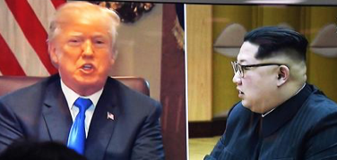 Trump cancels Singapore summit with North Korean leader Kim Jong Un