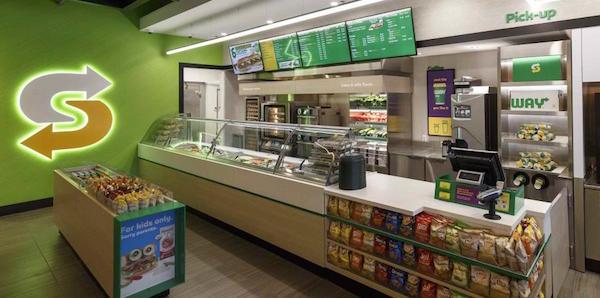 Nuevo formato de los restaurantes Subway en Latinoamérica