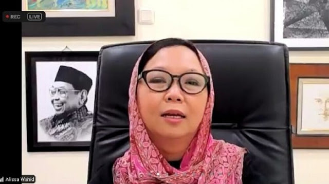Candaan Alissa Wahid: Kalau Radikal Dikaitkan Miskin, Banyakan Orang NU
