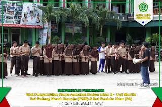 Perkemahan Gabungan PA. PMR, & Pramuka SMK Yasmida Ambarawa Tahun 2020