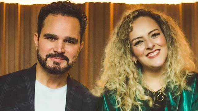 """Luciano Camargo une voz com Gabi Sampaio em """"Espírito Santo"""""""