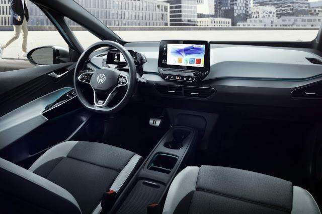 VW ID.3 tem grande problema eletrônico, diz revista alemã