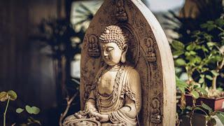 Buddha, agama tanpa Tuhan?
