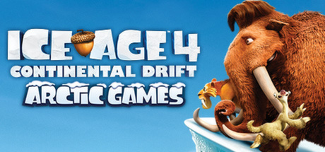 Ice Age 4 Continental Drift Arctic Games PC Full Version