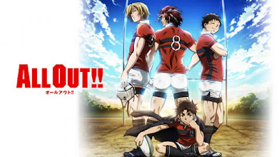 Download All Out!! Subtitle Indonesia