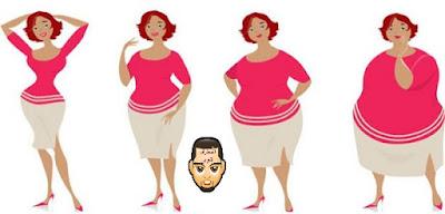 نصائح للتخسيس و إنقاص الوزن بطرق سهلة و بسيطة