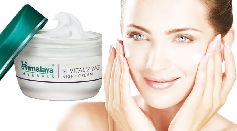Night Cream Enhances Skin