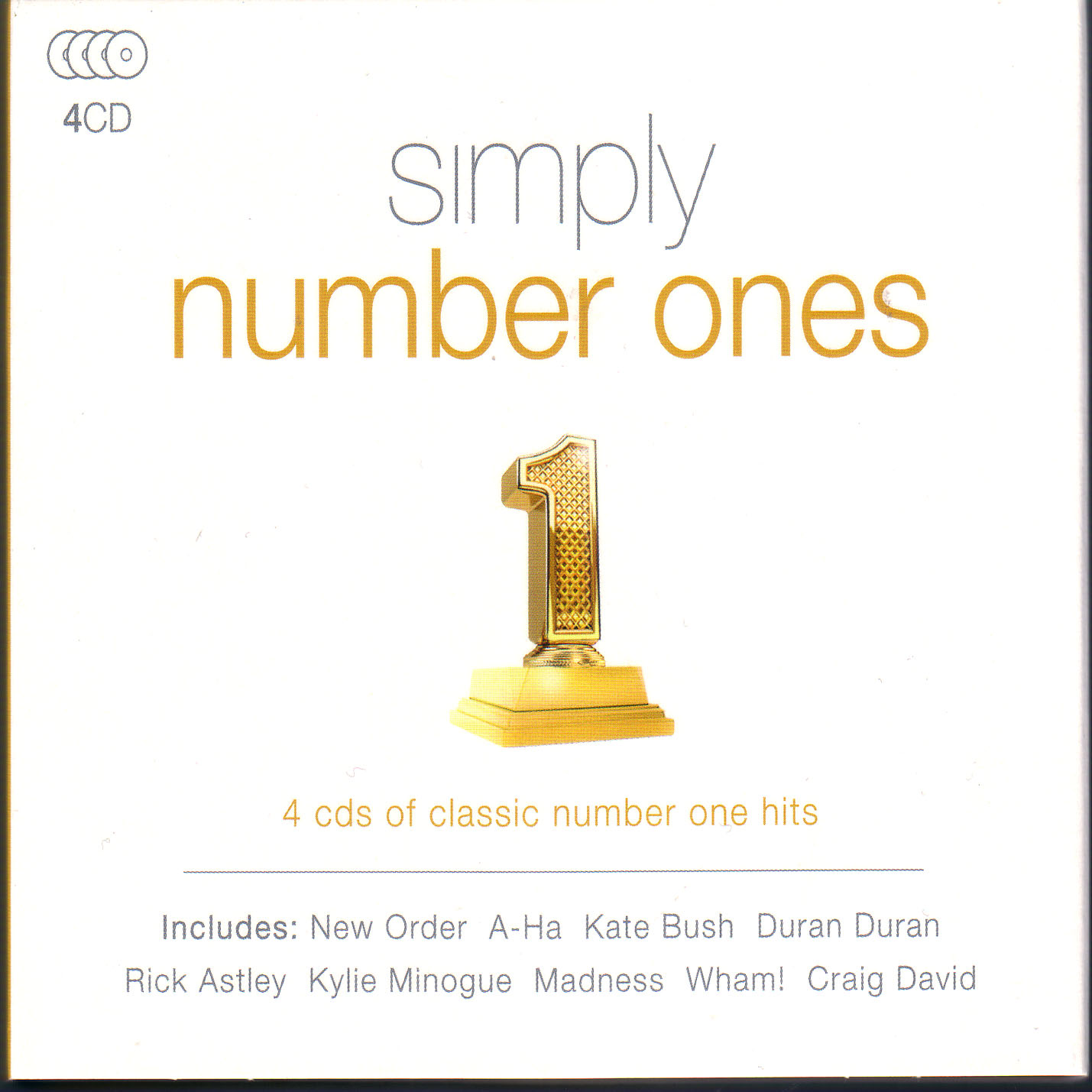 Download [Mp3]-[Hot Pick] VA – Simply Number Ones (2016) @320kbps 4shared By Pleng-mun.com