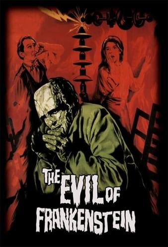 The Evil of Frankenstein (1964)