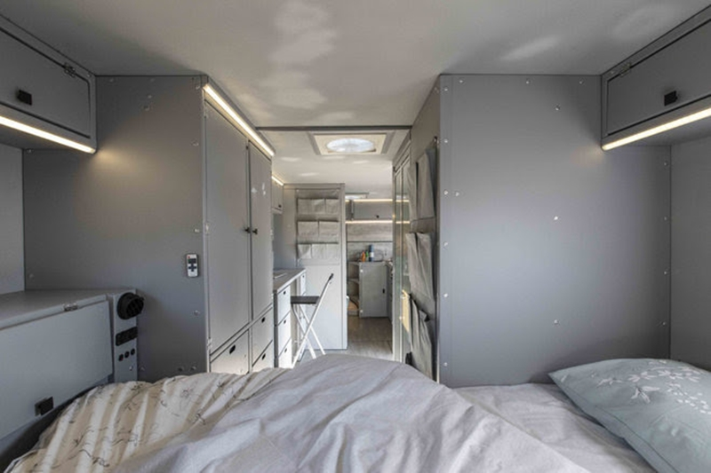 Pandemide yıldızı parlayan karavanların dünyası