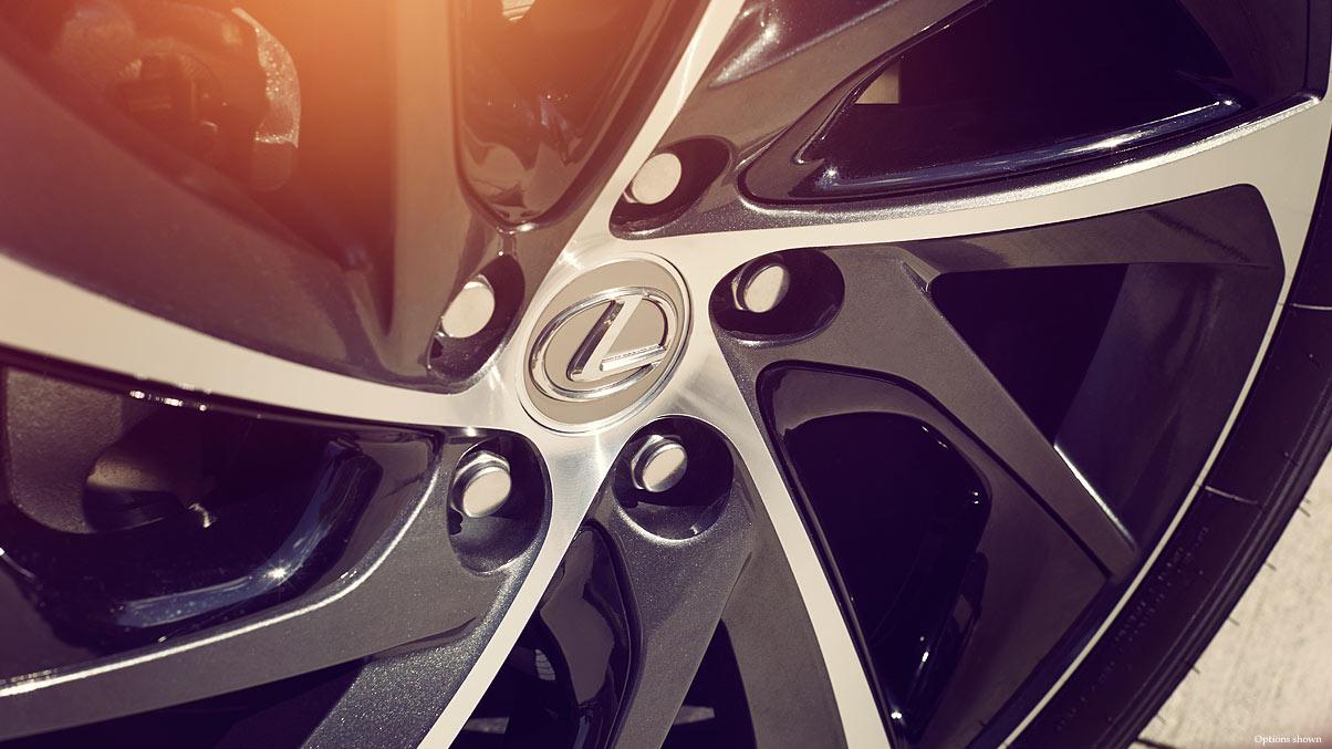 Có đến 6 kiểu vành bánh xe để khách hàng lựa chọn