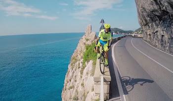 İtalyan Bisikletçi Vittorio Brumotti'nin Harika Şovu