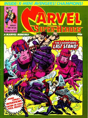 Marvel Superheroes #376