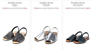 sandalias de piel 2