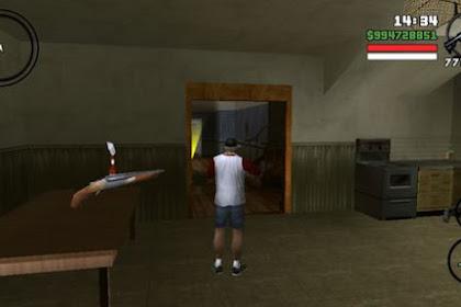 Cara malas bermain GTA mobile