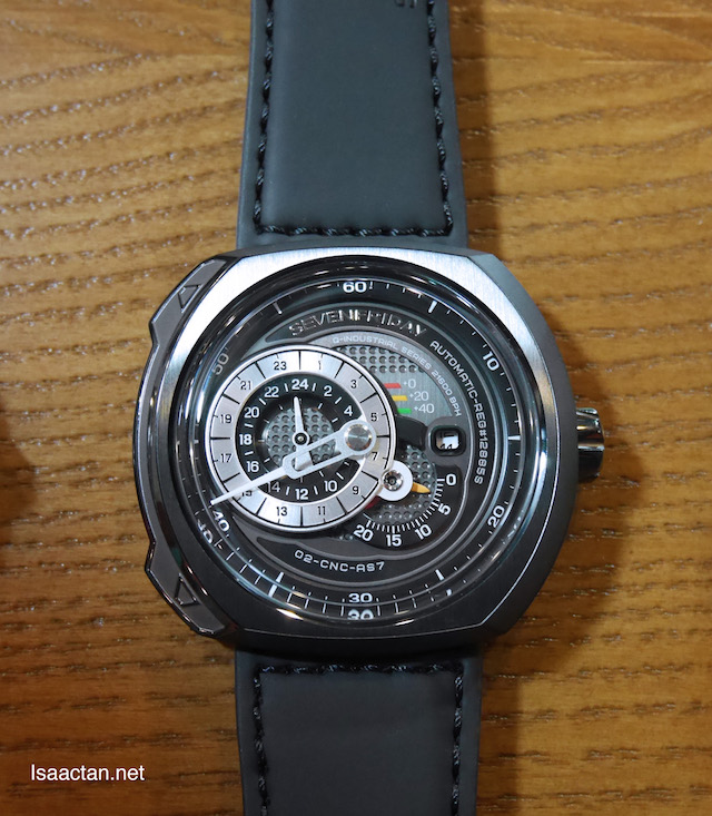SevenFriday Q3/01 (Engines)