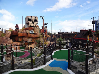 Treasure Island Adventure Golf in Southsea