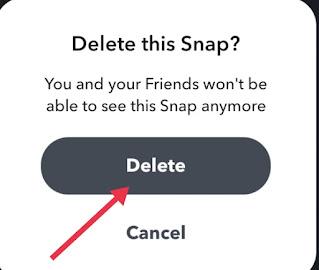 Snapchat Story Delete Kaise Kare