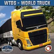 تحميل لعبة World Truck Driving Simulator للاندرويد مهكرة