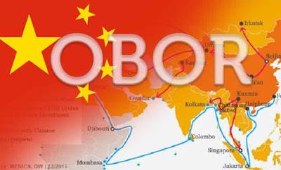 Proyek OBOR China
