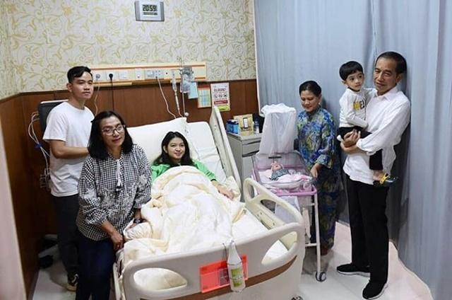 Cucu Ke 3 Jokowi LaLembahManah - IGlalembah.manah