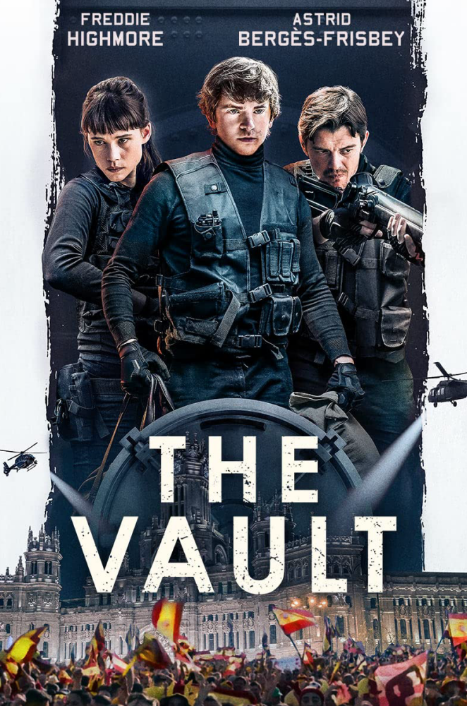 The Vault, Heist, Action, Adventure, Thriller, Movie Review by Rawlins, Rawlins GLAM, Rawlins Lifestyle