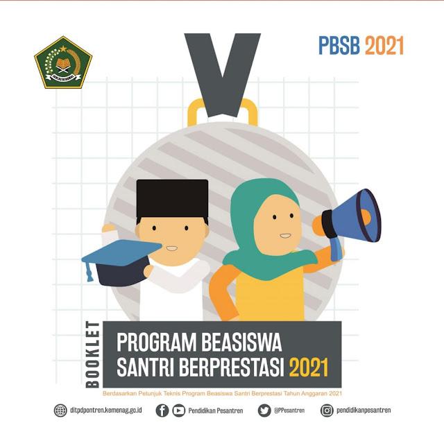 Beasiswa Santri Berprestasi 2021 Dibuka Secara Online