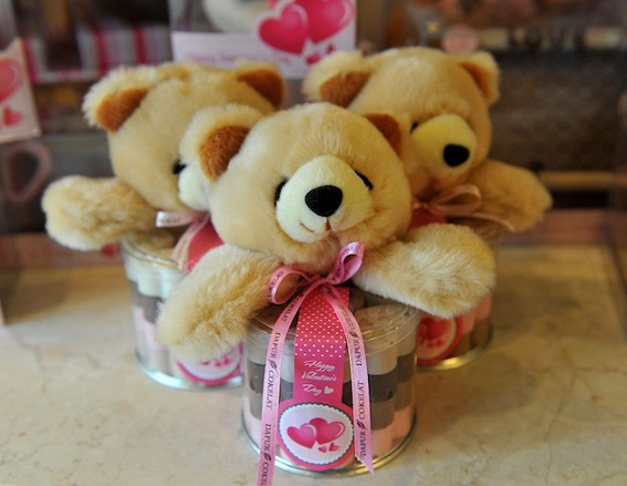 Happy Teddy Day 2017 Sms