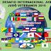 Desafio Internacional de Judô Veteranos movimenta seis cidades-sede na Bahia, em 2 de fevereiro