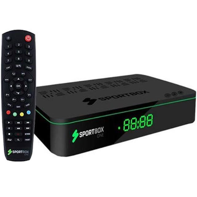 Sportbox One Atualização V1.0.30 - 06/06/2021
