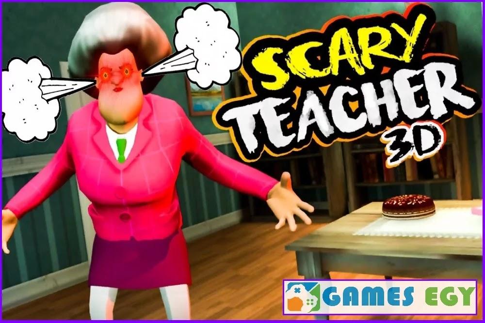 لعبة المدرسة الشريرة Scary Teacher 3D