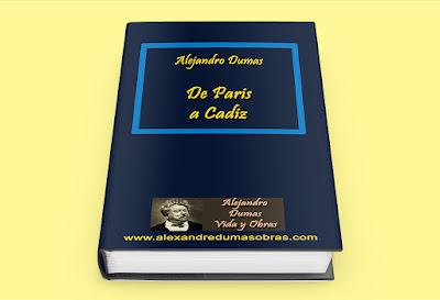 De Paris a Cadiz Alejandro Dumas