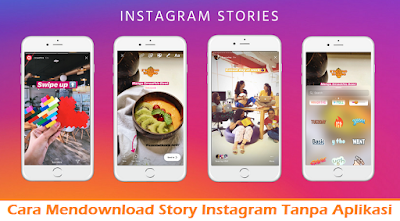 Cara Mendownload Story Instagram Tanpa Aplikasi (Termudah.com)